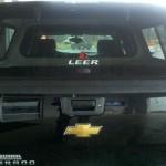 Leer Truck Caps NH
