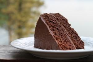 $100 Chocolate Cake