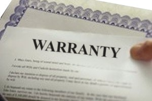 Warranty Maintenance