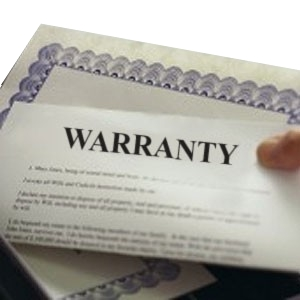Warranty Maintenance