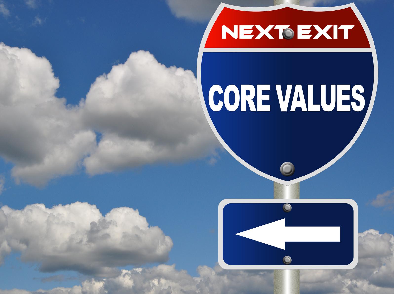 Gurney's Automotive Core Values