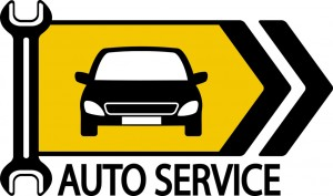 An image saying Auto Service