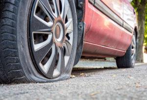 Flat Tire Nashua